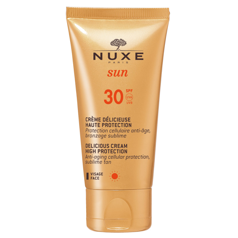 NUXE Sun Delicious Cream Face SPF30 (50ml)