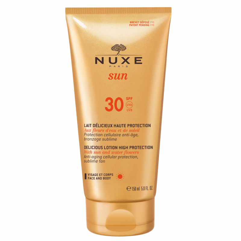 NUXE Sun Delicious Lotion Face & Body SPF30 (150ml)