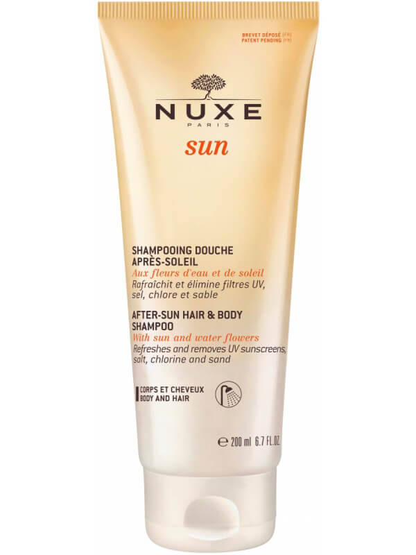 NUXE-Sun After-Sun Hair & Body Shampoo (200ml)
