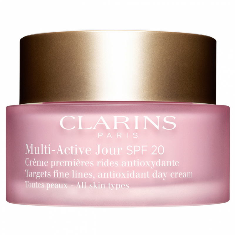 Clarins Multi-Active Jour SPF 20 All Skin Types