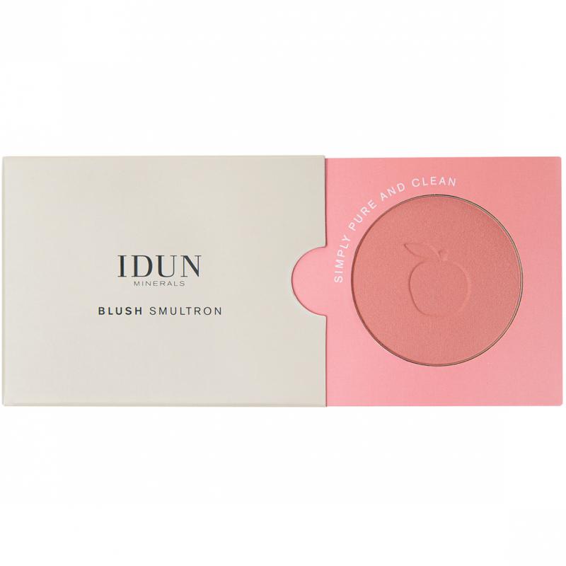 Idun Minerals Rouge i gruppen Makeup / Kinn / Rouge hos Bangerhead.no (B018445r)