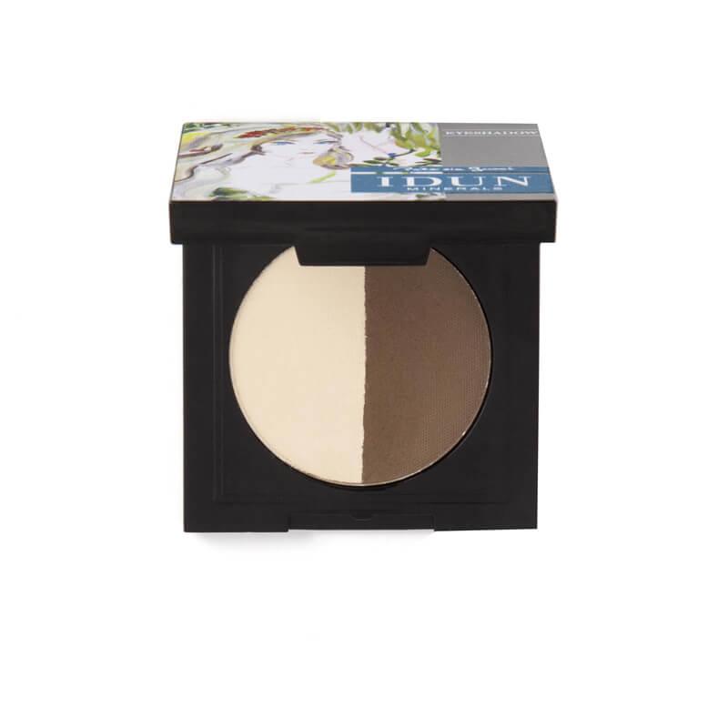 Idun Minerals Duo Eyeshadow i gruppen Makeup / Ögon / Ögonskugga hos Bangerhead (B018459r)