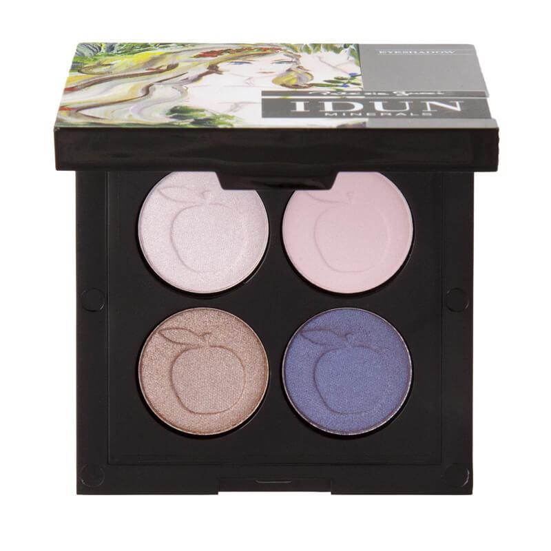 Idun Minerals Eyeshadow Palette i gruppen Makeup / Øyne / Øyenskygge hos Bangerhead.no (B018464r)