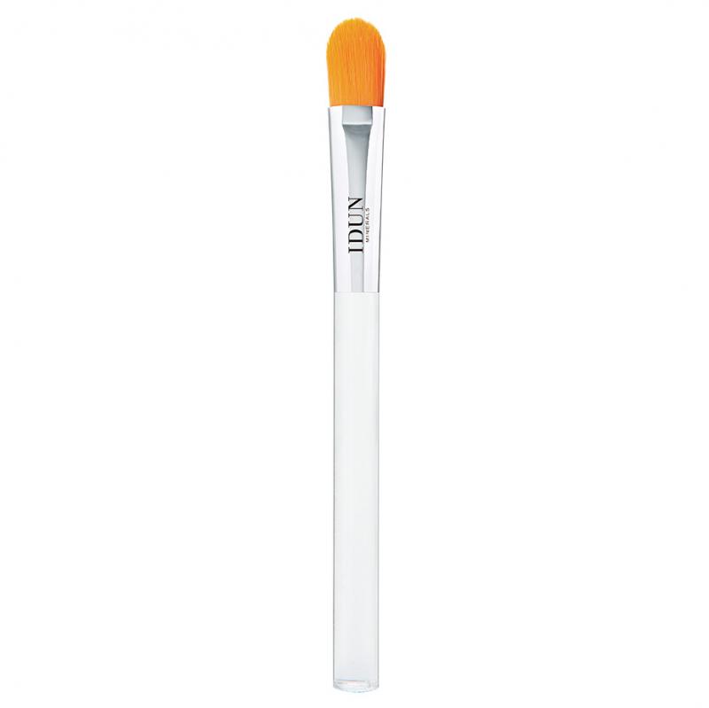 Idun Minerals Concealer Brush i gruppen Makeup / Borstar & verktyg / Borstar för ansiktsmakeup hos Bangerhead (B018500)