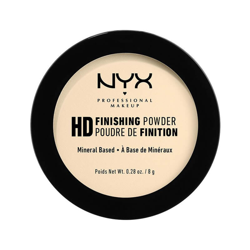 NYX Professional Makeup High Definition Finishing Powder  ryhmässä Meikit / Pohjameikki / Puuteri at Bangerhead.fi (B018704r)