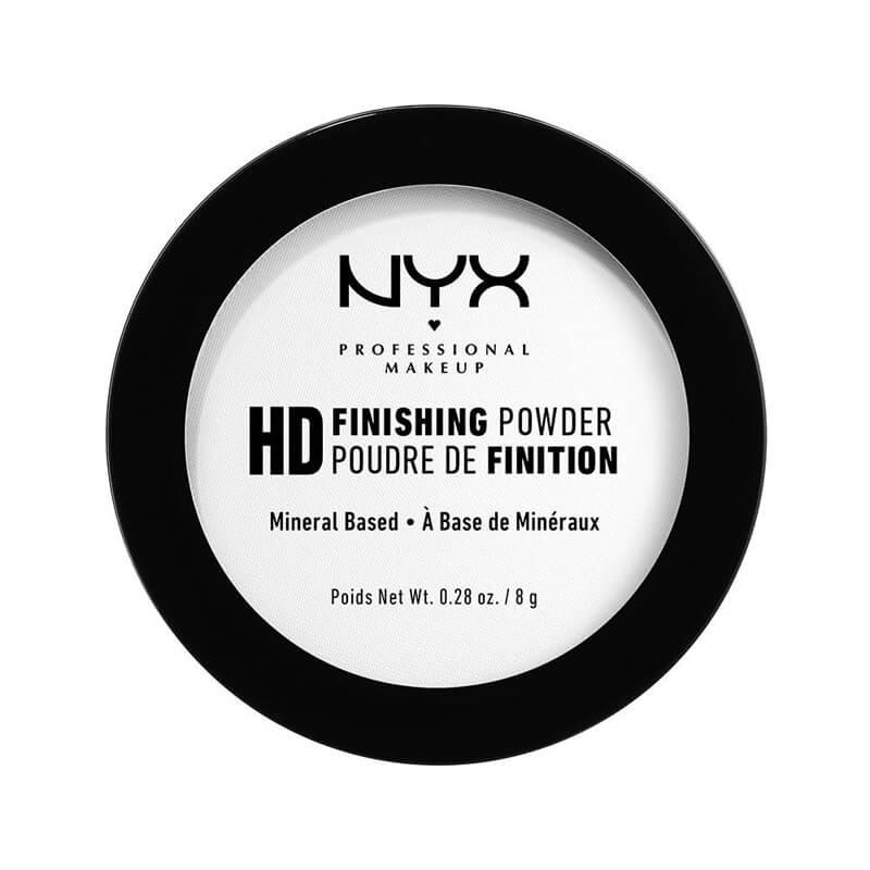 NYX Professional Makeup High Definition Finishing Powder  ryhmässä Meikit / Pohjameikki / Puuteri at Bangerhead.fi (B018704r)