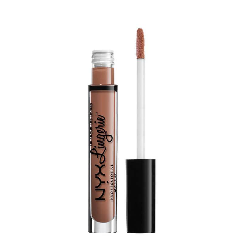 NYX Professional Makeup Lingerie Liquid Lipstick  i gruppen Makeup / Läppar / Läppstift hos Bangerhead (B018818r)