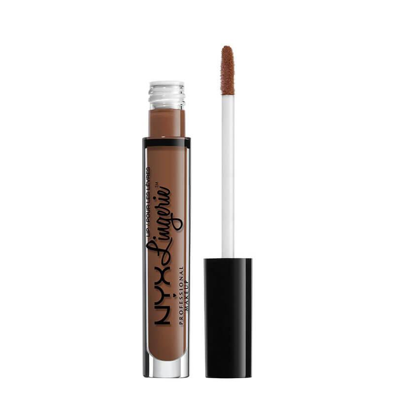 NYX Professional Makeup Lingerie Liquid Lipstick  i gruppen Makeup / Läppar / Liquid lipstick hos Bangerhead (B018818r)