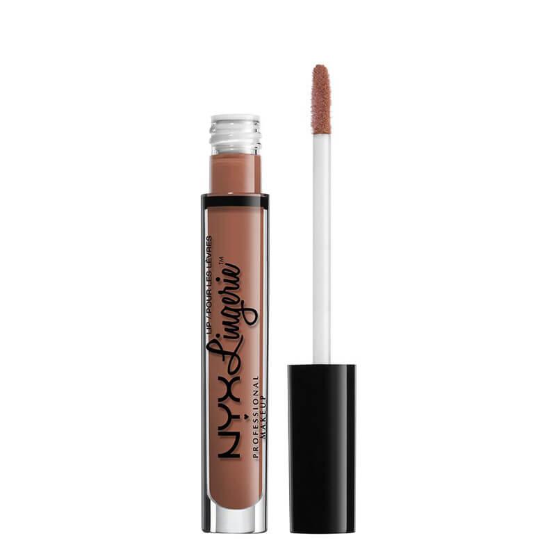 NYX Professional Makeup Lingerie Liquid Lipstick  i gruppen Makeup / Lepper / Liquid lipstick hos Bangerhead.no (B018818r)
