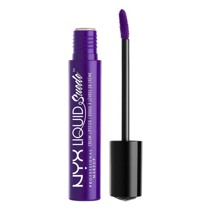 NYX Professional Makeup Liquid Suede Cream Lipstick  i gruppen Makeup / Läppar / Läppstift hos Bangerhead (B018830r)