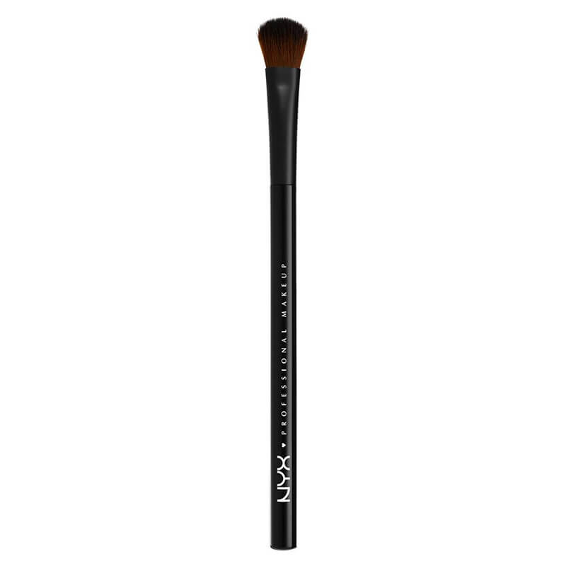NYX Pro All Over Shadow Brush i gruppen Makeup / Borstar & verktyg / Borstar f�r �gonmakeup hos Bangerhead (B018988)