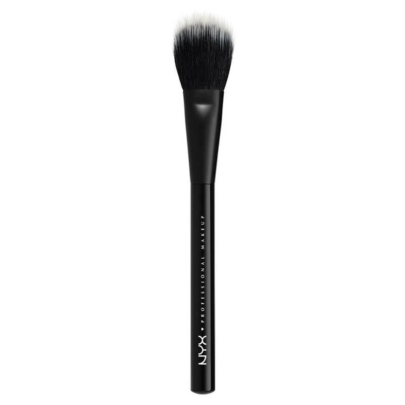 NYX Professional Makeup Pro Dual Fiber Powder Brush