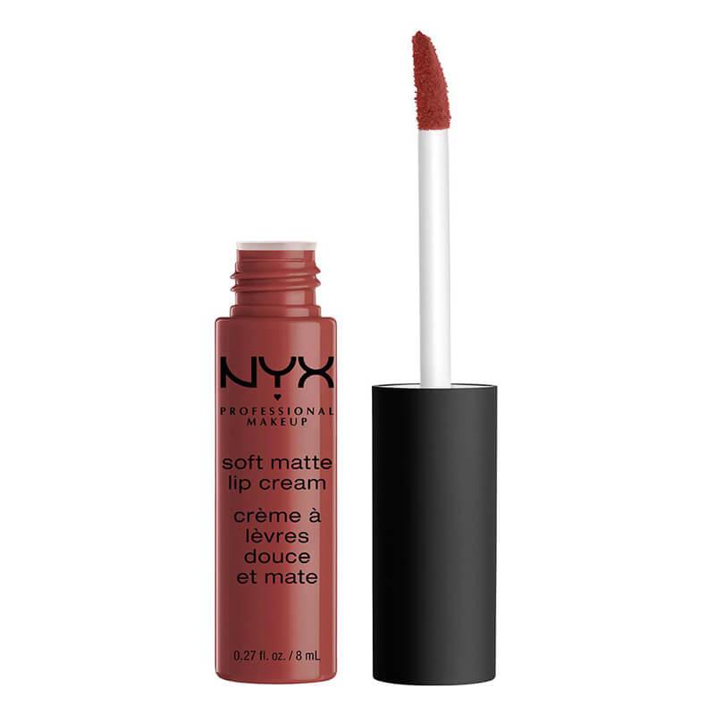 NYX Professional Makeup Soft Matte Lip Cream i gruppen Makeup / Lepper / Leppestift hos Bangerhead.no (B019101r)