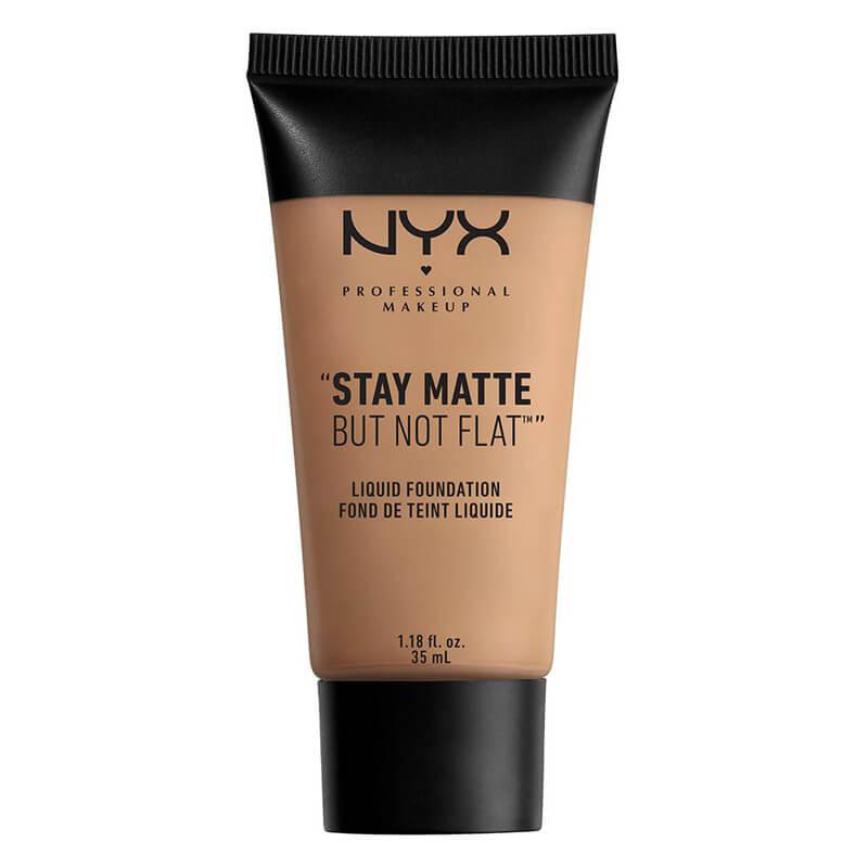 NYX Professional Makeup Stay Matte But Not Flat Liquid Foundation i gruppen Makeup / Base / Foundation hos Bangerhead.no (B019124r)