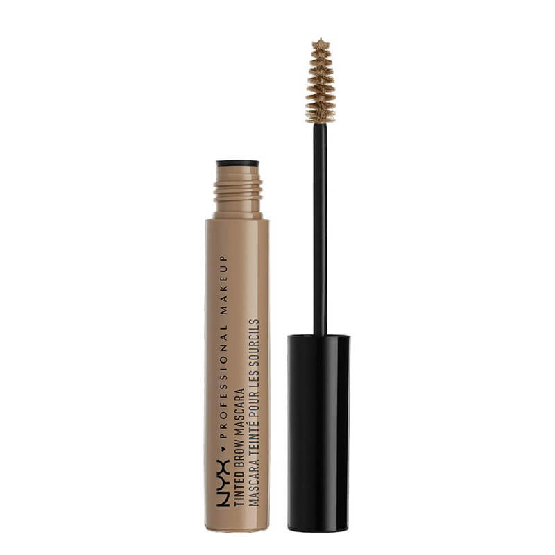 NYX Professional Makeup Tinted Brow Mascara i gruppen Makeup / Ögonbryn / Ögonbrynsgel hos Bangerhead (B019159r)