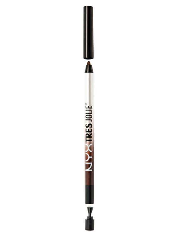 NYX Professional Makeup Tres Jolie Gel Pencil Liner ryhmässä Meikit / Silmät / Rajauskynät & kajaalit at Bangerhead.fi (B019164r)