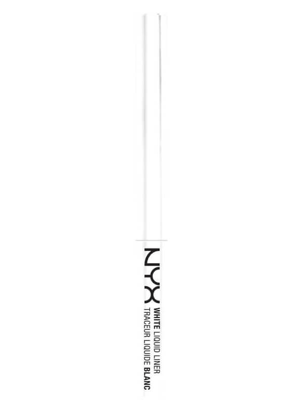 NYX Professional Makeup White Liquid Liner - White