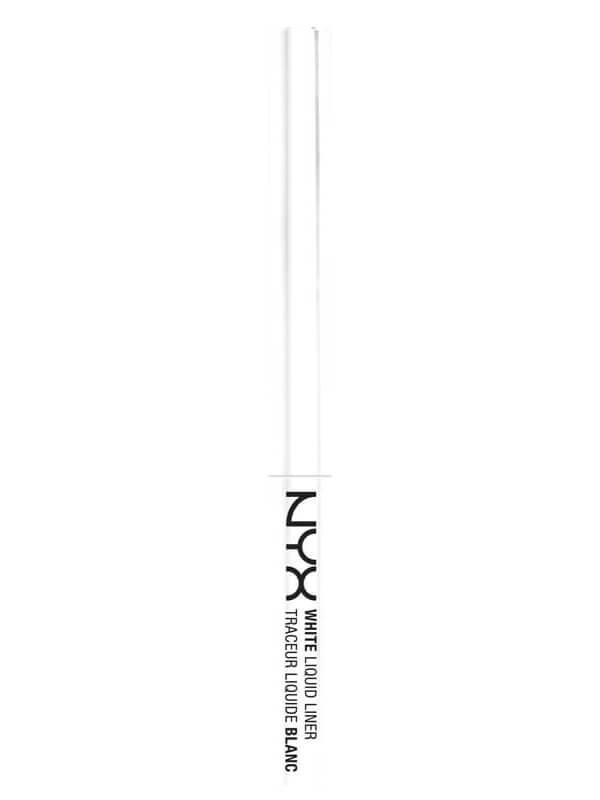 NYX Professional Makeup White Liquid Liner - White