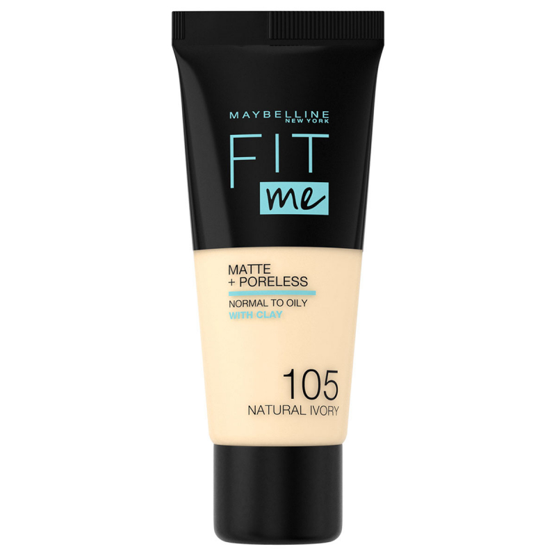 Maybelline Fit Me Foundation Matte & Poreless i gruppen Makeup / Bas / Foundation hos Bangerhead (B019272r)