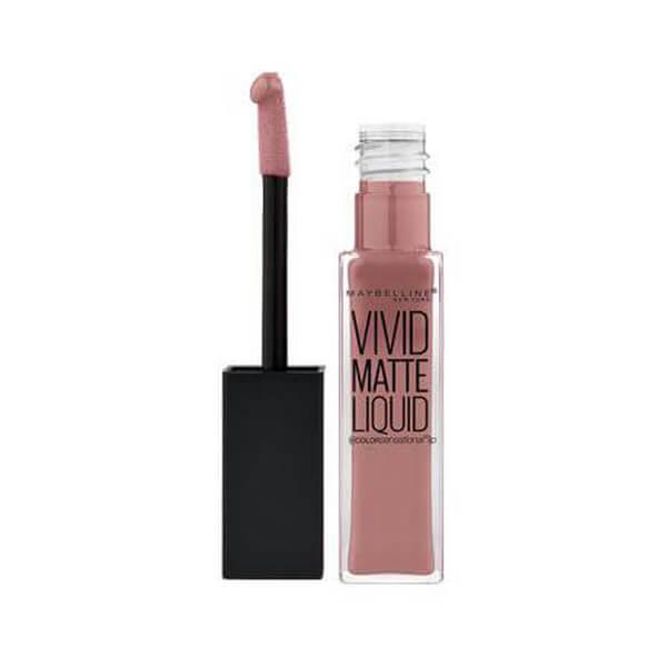 Maybelline Vivid Matte Liquid - 5 i gruppen Makeup / Läppar / Läppglans hos Bangerhead (B019273)