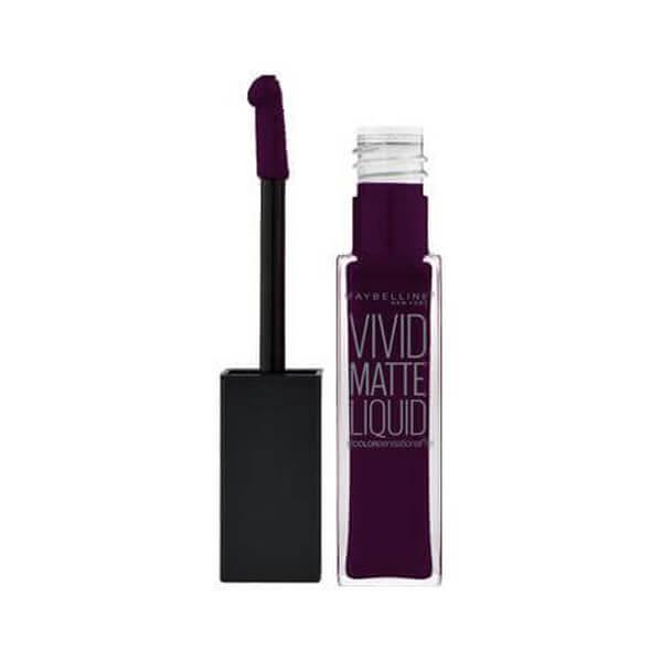 Maybelline Vivid Matte Liquid - 50 i gruppen Makeup / Läppar / Läppglans hos Bangerhead (B019278)