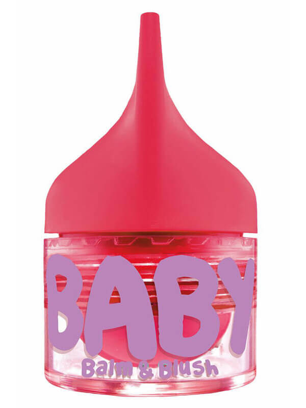 Maybelline Baby Lips Balm & Blush ryhmässä Ihonhoito / Huulet / Huulivoiteet at Bangerhead.fi (B019283r)