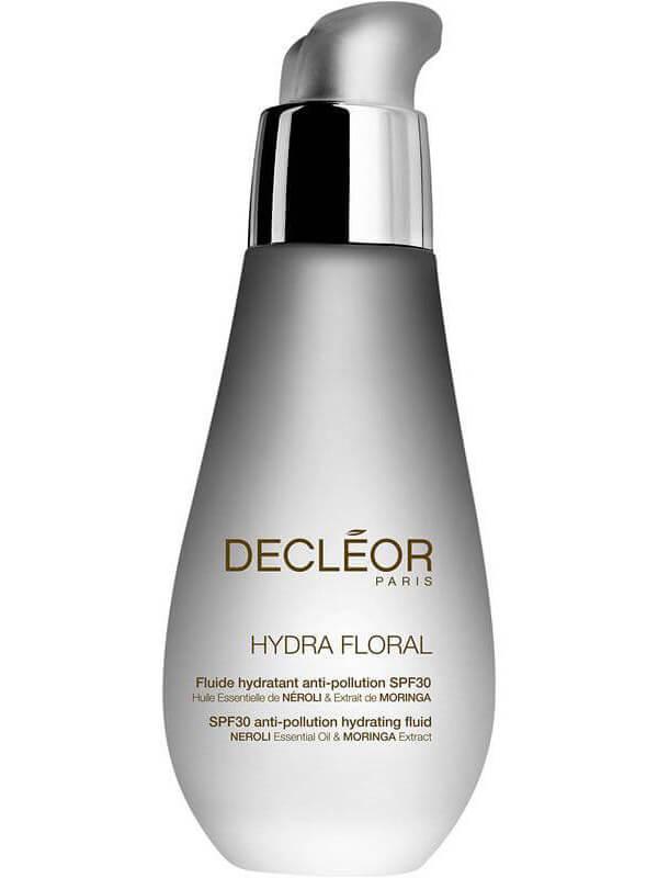 Decleor Anti-Pollution Hydrating Fluid SPF 30 (50ml) i gruppen Hudpleie / Ansiktsfukt / Dagkrem hos Bangerhead.no (B019314)