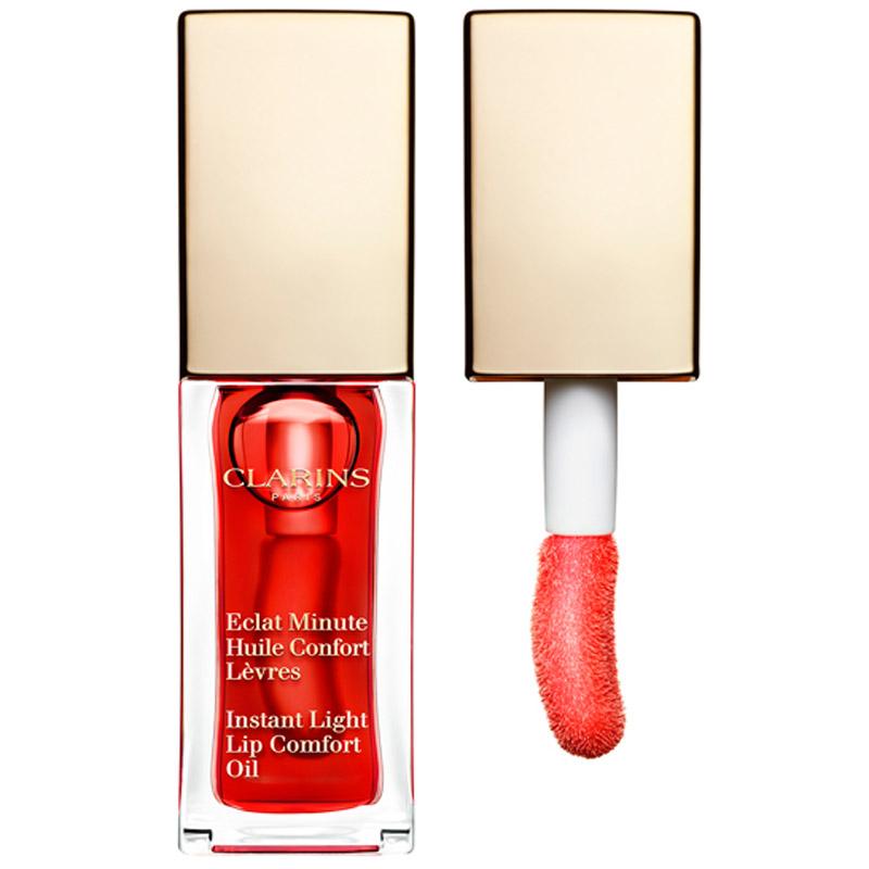 Clarins Instant Light Lip Comfort Oil i gruppen Hudpleie / Lepper / Leppebalm hos Bangerhead.no (B011729r)