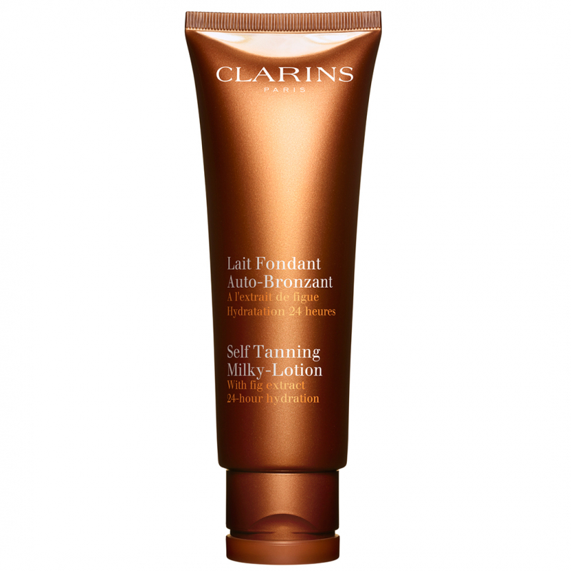 Clarins Self Tanning Milky-Lotion (125ml)