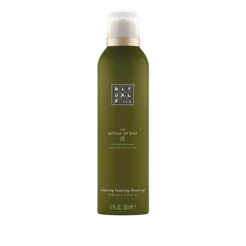 Rituals The Ritual Of Dao Foaming Shower Gel i gruppen Kroppspleie & spa / Kroppsrengjøring / Bad & dusjkrem hos Bangerhead.no (B019389)