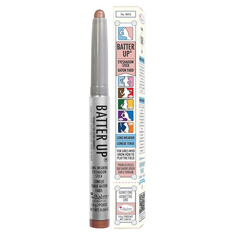 thebalm Batter Up Cream Shadow i gruppen Makeup / Ögon / Ögonskugga hos Bangerhead (B019397r)