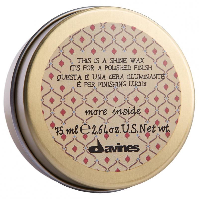 Davines More Inside Shine Wax (75 ml)