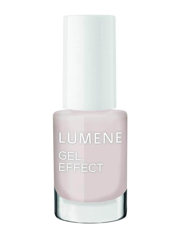 Lumene Gel Effect Nail Polish - Tea Rose 12
