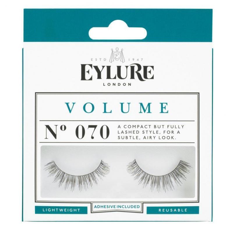 Eylure Volume Eyelashes i gruppen Makeup / Ögon / Lösögonfransar hos Bangerhead (B019555r)
