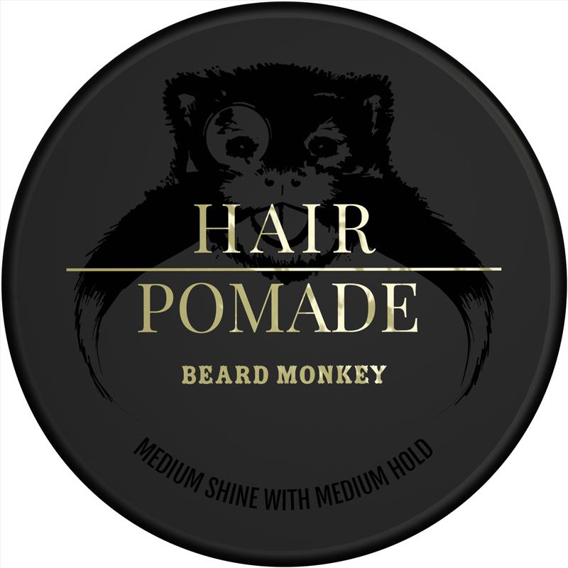 Beard Monkey Hair Vax Pomade