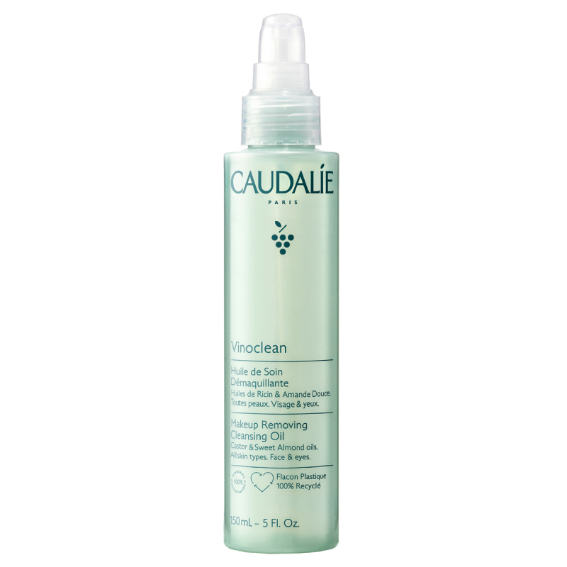 Caudalie Make-Up Removing Cleansing Oil i gruppen Hudpleie / Ansiktsrens / Rengjøringsolje hos Bangerhead.no (B019631)