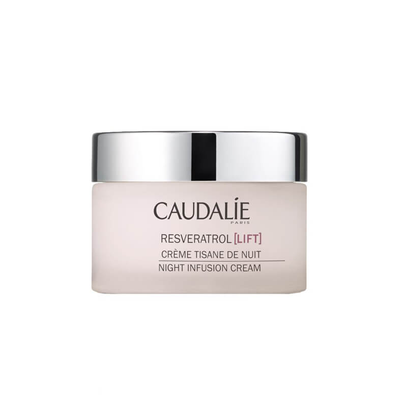 Caudalie Resvératrol Night Infusion Cream - 50 Ml