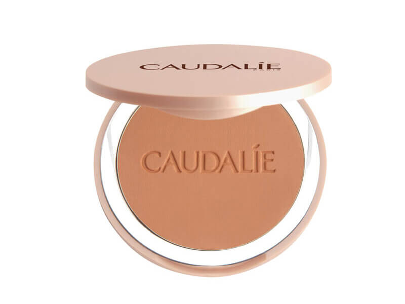 Caudalie Teint Divin Mineral Bronzing Powder i gruppen Makeup / Kinn / Bronzer hos Bangerhead.no (B019662)