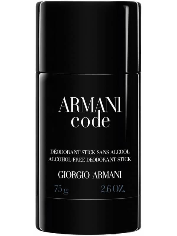 Giorgio Armani Code Deodorant Stick (75g) i gruppen Parfym & doft / Herrparfym / Deodorant för honom hos Bangerhead (B019755)