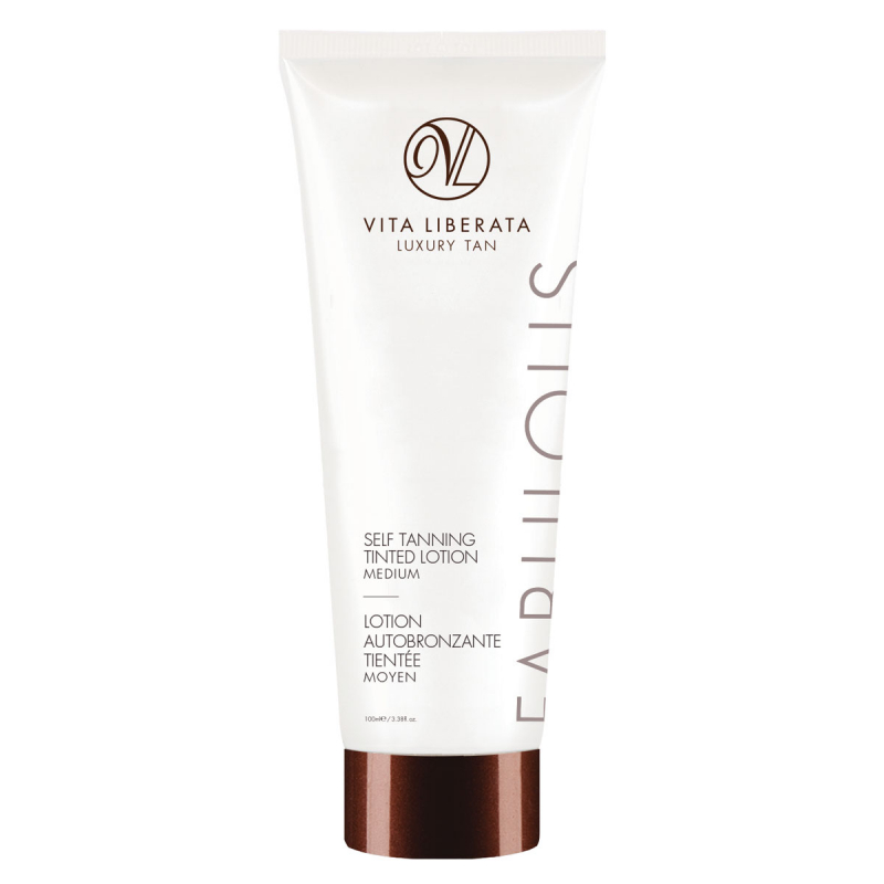 Vita Liberata Fabulous Self Tanning Tinted Lotion - Medium