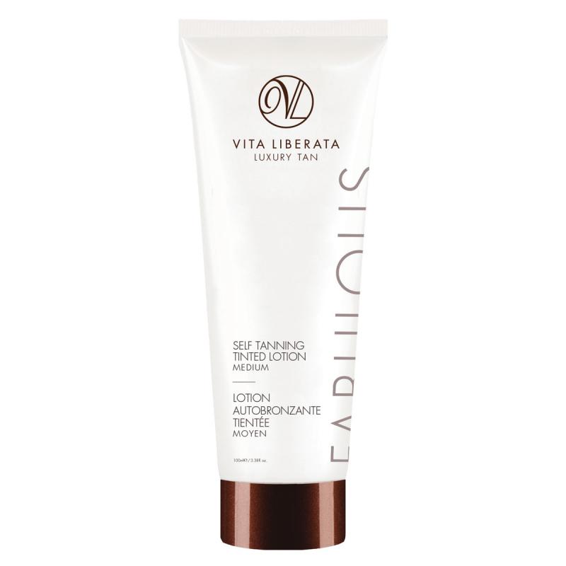 Vita Liberata Fabulous Self Tanning Tinted Lotion - Medium