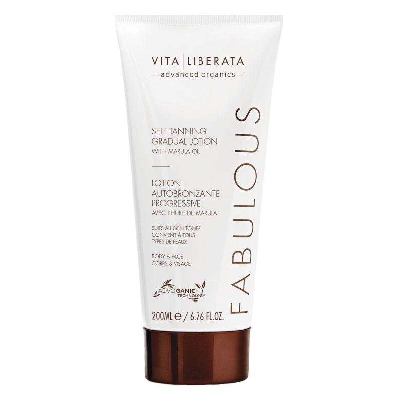 Vita Liberata Fabulous Self Tanning Gradual Lotion (200ml) ryhmässä Vartalonhoito  / Aurinkotuotteet vartalolle / Itseruskettavat vartalolle at Bangerhead.fi (B019835)