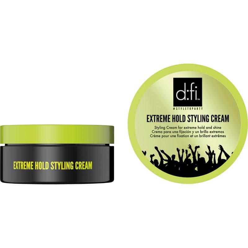 D:Fi Extreme Hold Styling Cream i gruppen Hårvård / Styling / Hårvax & stylingpaste  hos Bangerhead (B019984r)