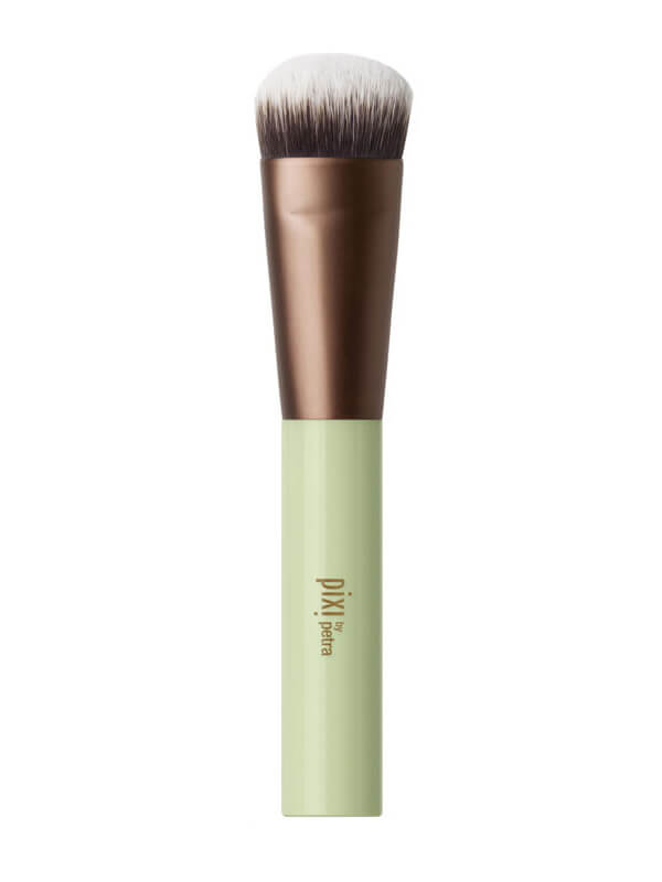 Pixi Full Cover Foundation Brush i gruppen Makeup / Børster & verktøy / Børster for ansiktsmakeup hos Bangerhead.no (B020219)