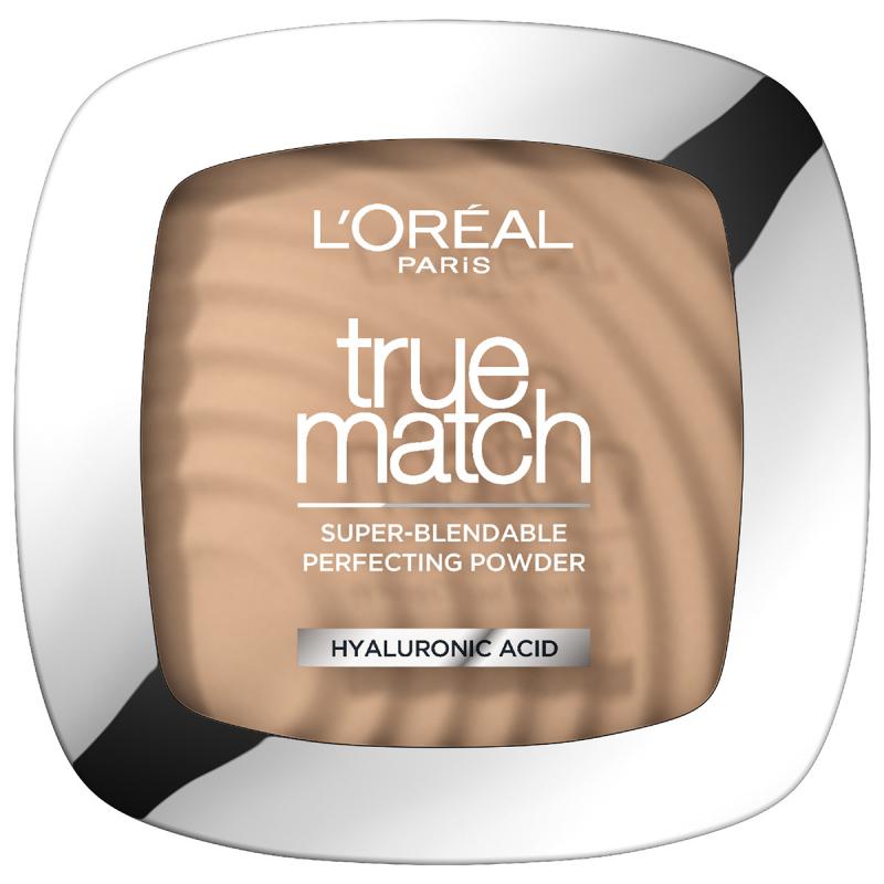L'Oréal Paris True Match Powder ryhmässä Meikit / Pohjameikki / Puuteri at Bangerhead.fi (B028241r)