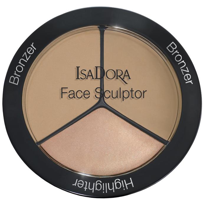 IsaDora Face Sculptor i gruppen Makeup / Kinn / Rouge hos Bangerhead.no (B008739r)