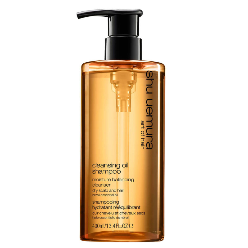 Shu Uemura Art Of Hair Cleansing Oil Shampoo Dry Scalp (400ml)