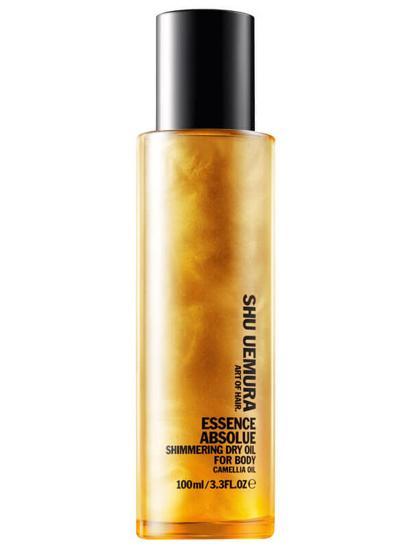 Shu Uemura Art Of Hair Essence Absolue Shimmering Oil Limited Edition (100ml) i gruppen Hårvård / Styling / Hårolja hos Bangerhead (B020682)