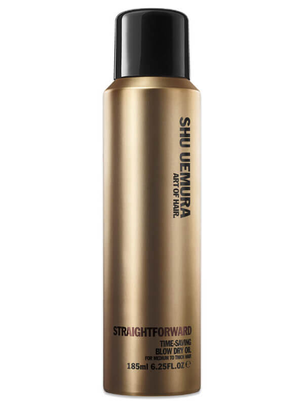 Shu Uemura Art Of Hair Straight Forward (185ml) i gruppen Hårvård / Styling / Hårolja hos Bangerhead (B020699)