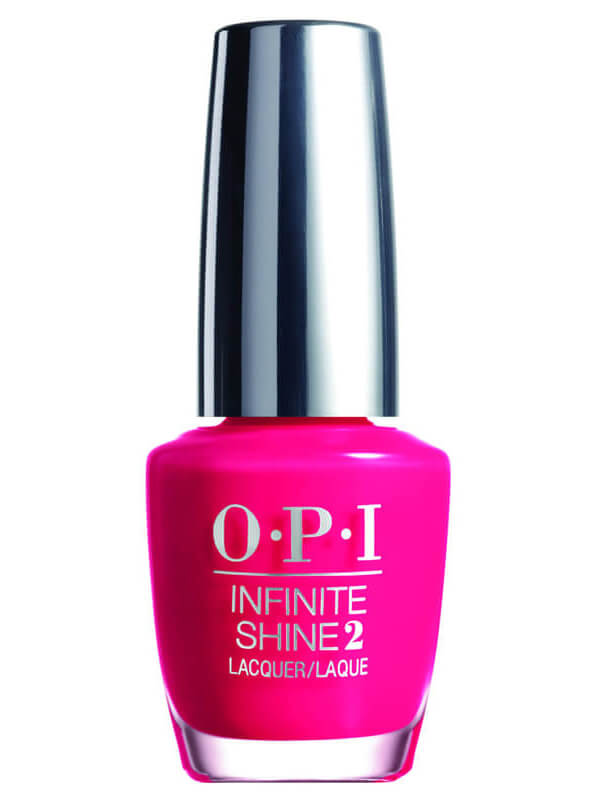 OPI Infinite Shine - Running With The In-Finite Crowd